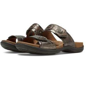 New Balance Cobb Hill Bronze Sandals 8 M REVSwoon